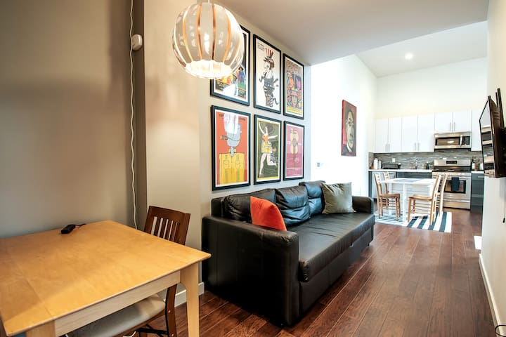 Modern Private Apartment near Beacon Hill Station