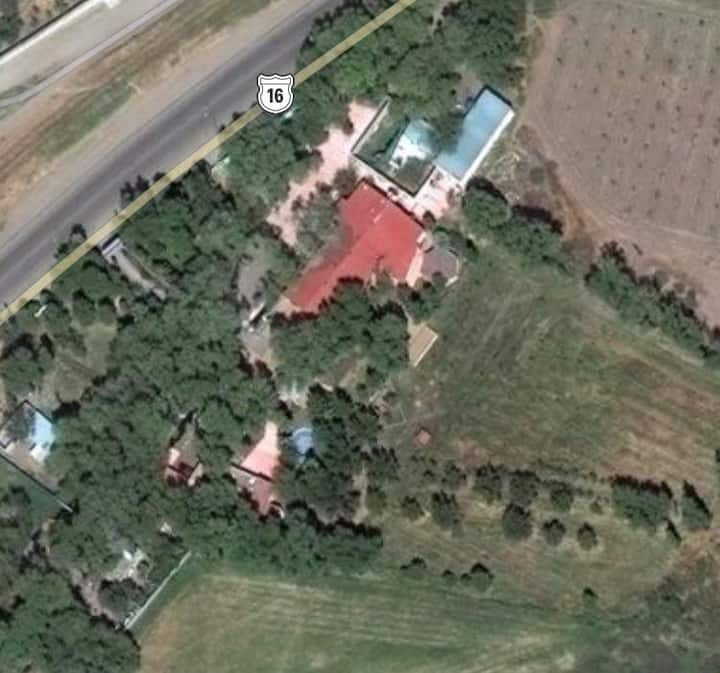 """Villa Campestre """" Las Acequias """" en Aldama Chih."""