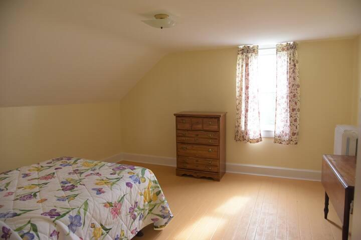 Second floor NE bedroom