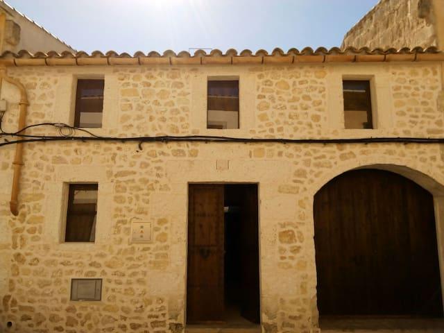 Casa típica mallorquina (house) - Manacor - Huis