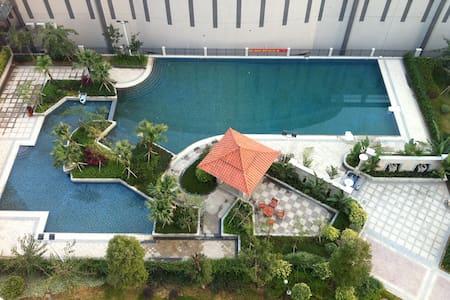 清远商务短租公寓 - Qingyuan Shi - Daire