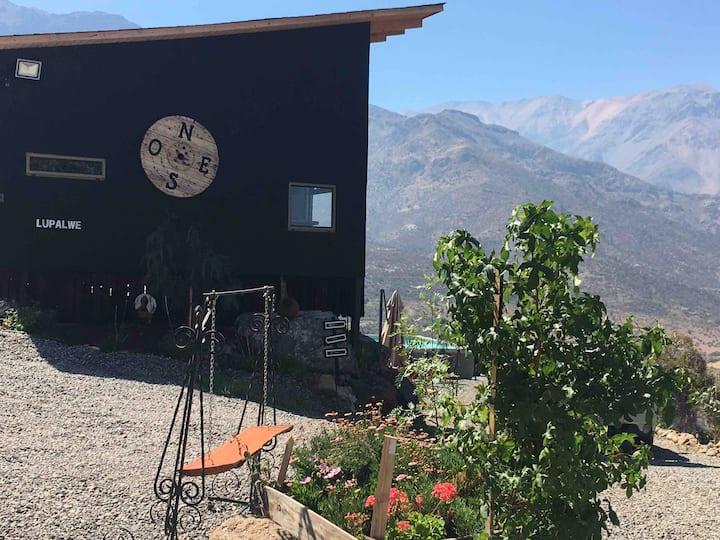 Mini Casa de Montaña