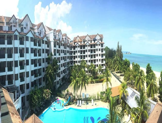 Bayu Beach Resort Apartment PD