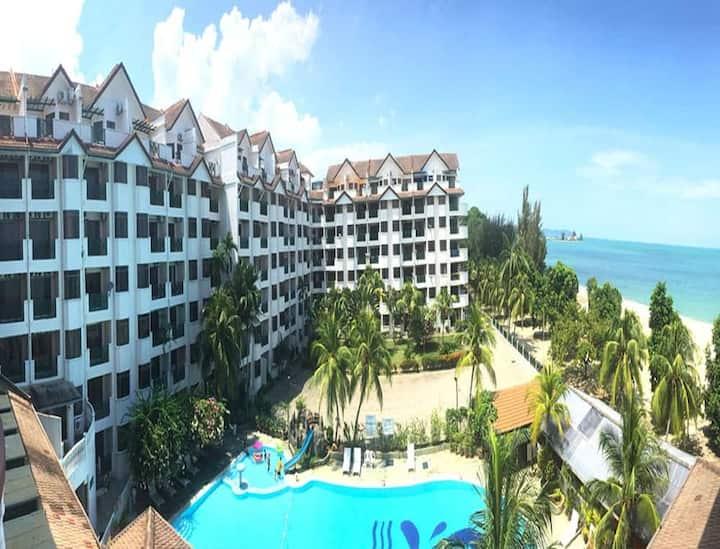 Bayu Beach Resort Apartment PD