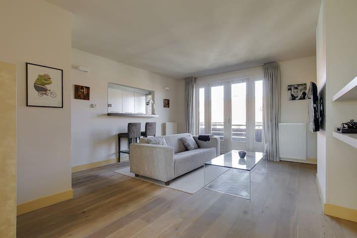 Bright cozy apartment in The Pipe Amsterdam
