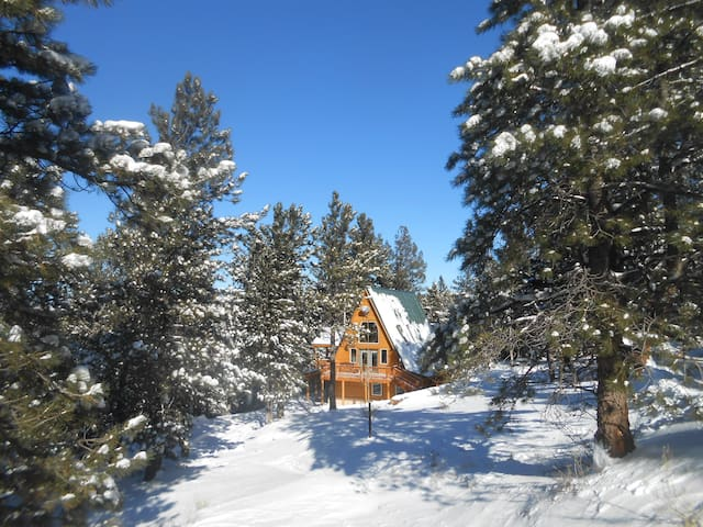 Elk Meadows Lodge in Forbes Park, winter paradise - Fort Garland