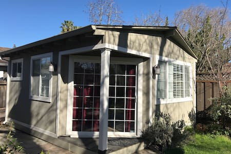 Gorgeous cabin in beautiful garden - Redwood City - Srub
