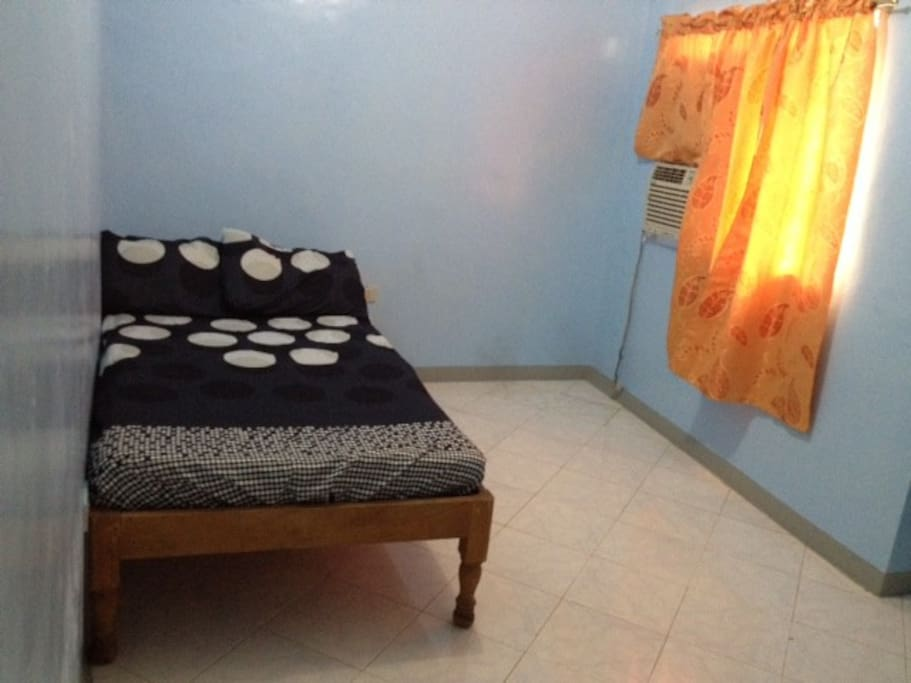 2nd Bedroom with single bed