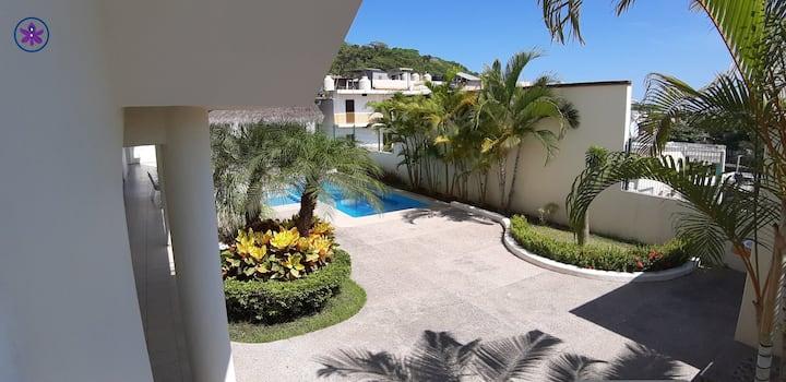 Villa Familiar en Rincón de Guayabitos (3-4 PAX)6