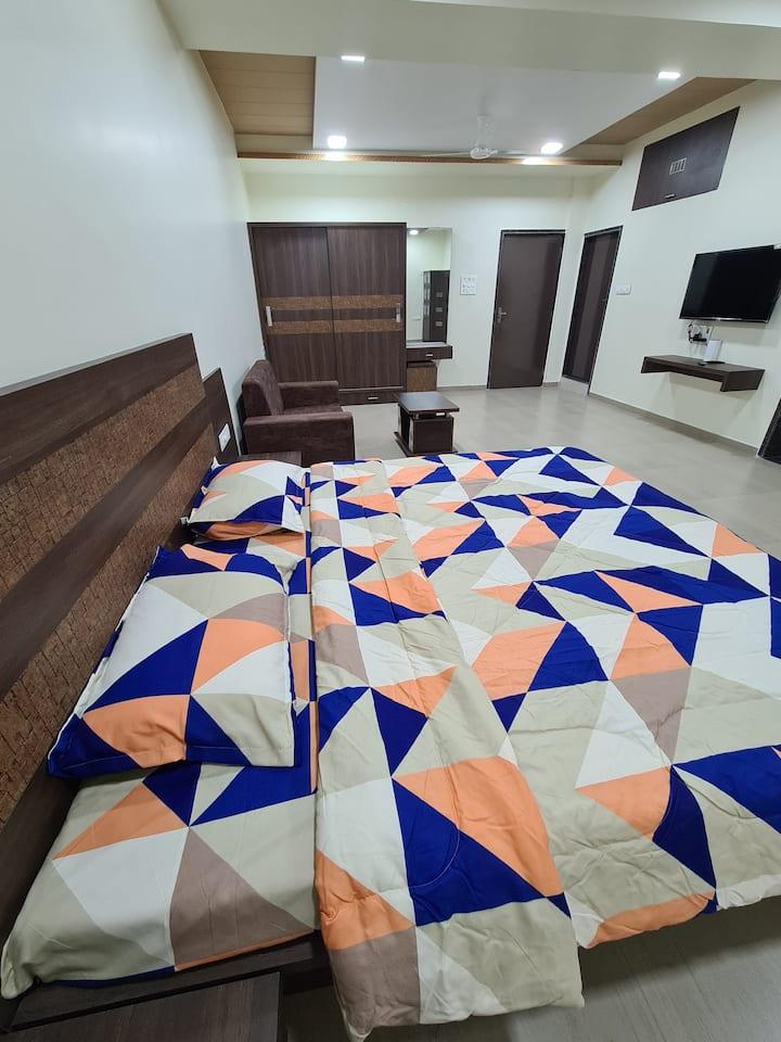 Raman House Room 201