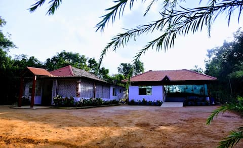 Meadow Muse, Homestay in Agumbe and Shringeri 30%