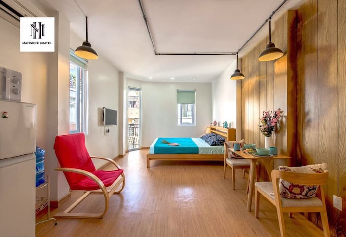 Luxury Flat in central CBD 1 - Ho Chi Minh City - House