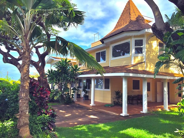 Villa Parthenope in Paia bnb #1  ***** - Paia - Apartment