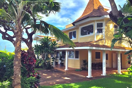 Villa Parthenope in Paia bnb #1  ***** - Paia