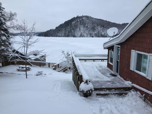 Mont. Ste Marie Ski Chalet/Cottage