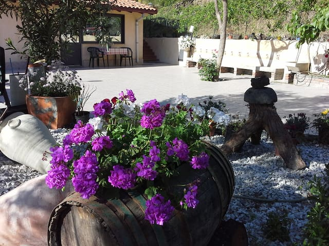 A casa da Paola Taormina bis - Taormina - Villa