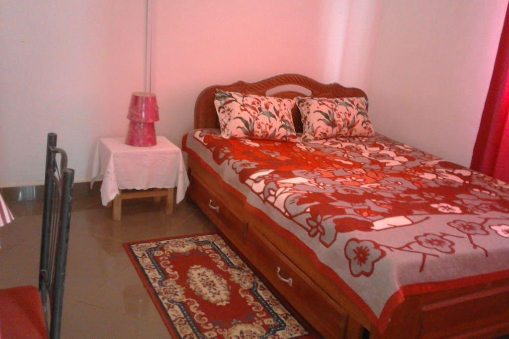 chambre n°1, 01 lit double