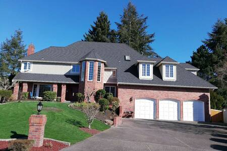 Privacy comfy Room in amazing House - Federal Way - Haus