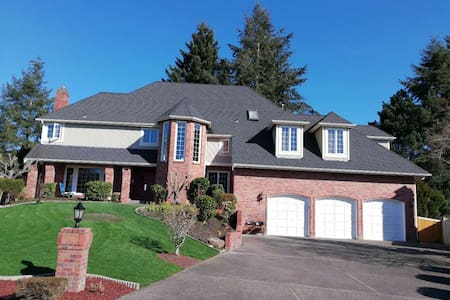 Privacy comfy Room in amazing House - Federal Way - Huis