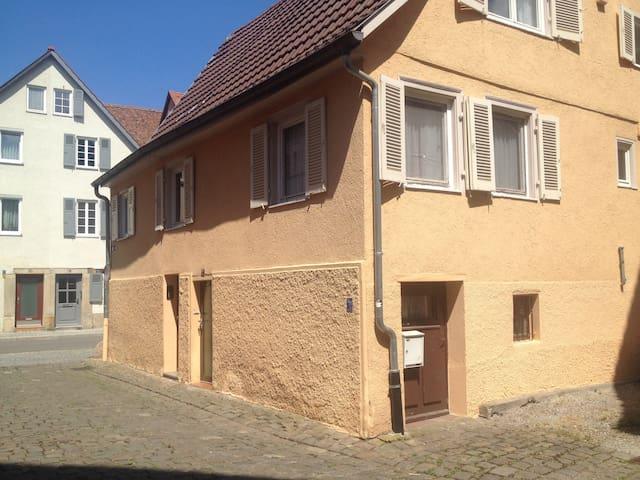 Willkommen in bester Altstadt-Lage!