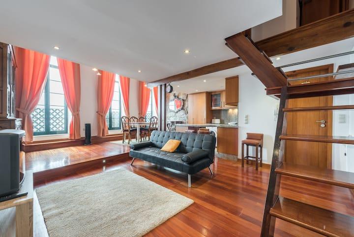 The Porto Concierge - Seafront Duplex