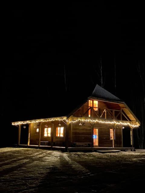 Holiday home with sauna (included) - PULSAA