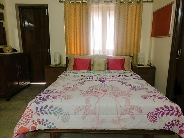 Quiet Elegance in Downtown Hyderabad -Room 2