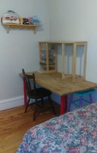 Private Bed in Great Urban Locale - Providence - Apartment