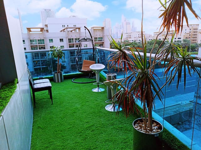 Amazing travelers stay! luxurious Apartment, Dubai