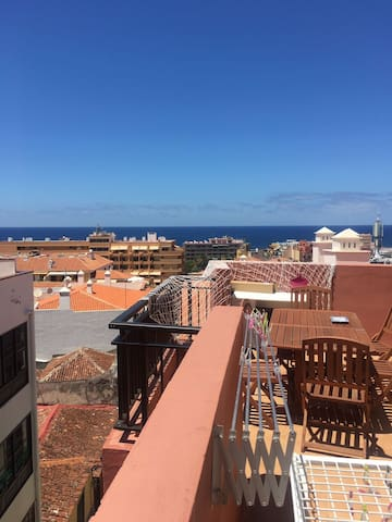 Beautiful apartment downtown Puerto de la Cruz