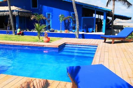 Villa Stella Cadente, Pontal of Maceio Beach - Fortim - Pensió