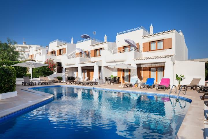 Giddah Purple Apartment, Olhos de Água, Algarve