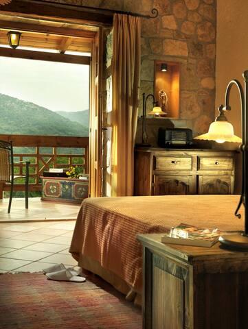 Junior Suite with Balcony C