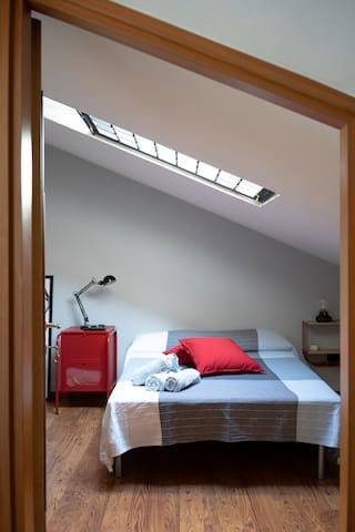 The attic of Centenaro