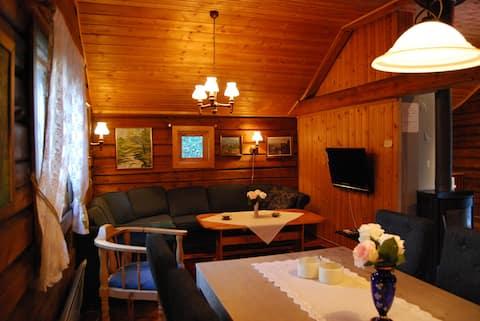 2-bedroom apt right in main street