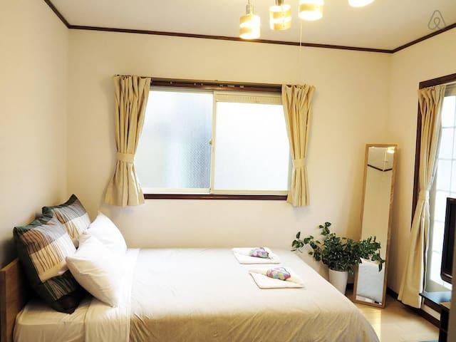 Cozy Hip Cottage Next to Shibuya 2 - Setagaya - Lägenhet
