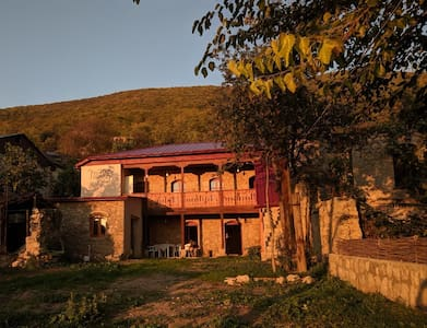 Maro BB, village Togh, Artsakh (Nagorno-Karabakh)