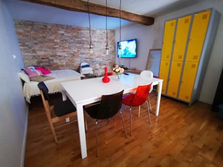 Maison Small Luxury:planxa ,suite,solarium,jacuzzi