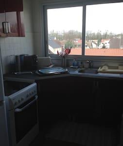 Charmant 2 pièces de 41 m2 - Villeparisis - Apartamento