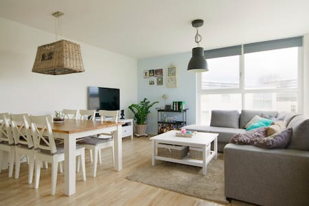 Bright and light city apartment - Amsterdam - Lejlighed