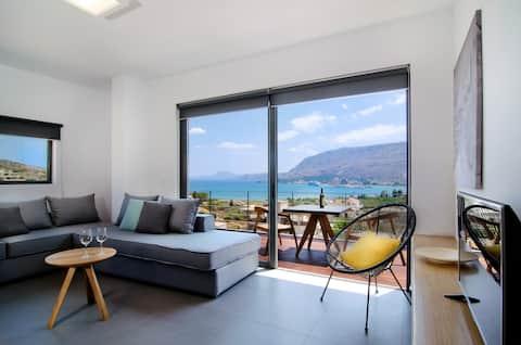 Seametry Luxury Living Sea View Apartment