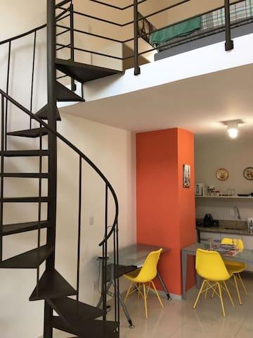 Apartamento Lugar perfeito Dúplex - 1