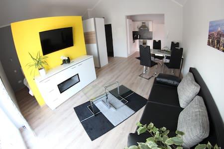 Modernes Ein-Zimmer-Apartment mit Balkon - Rülzheim - 公寓
