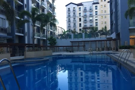 Palmtree Villas 1  - Studio type condo - Newport