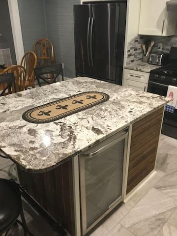 Second fridge/wine