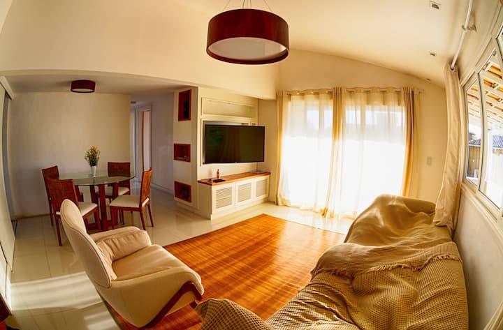 Confortável com 3 quartos