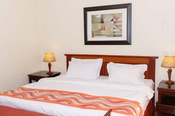 2 Bedroom Apartment - Laburnam Courts