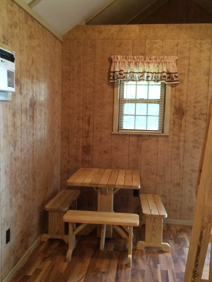 Cabin At Cabin Creek Campground Cabins For Rent In Carter County Kentucky United States