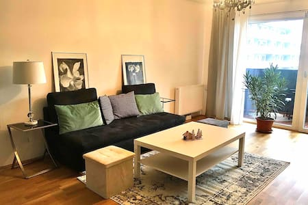 2 BR flat next to U1/self check-in/Free Parking