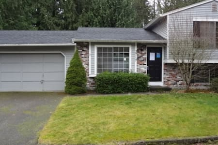Cozy 3bd single house in sammamish - Sammamish